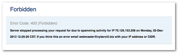 Nginx: Allow All But Block Certain POST Request URLS For Selected Spammer IP Address/CIDR