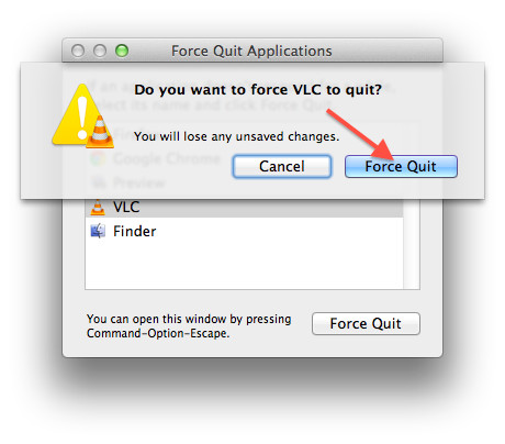 Fig.02: Confirmation dialog box