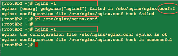 Ubuntu Linux: Start / Restart / Stop Nginx Web Server