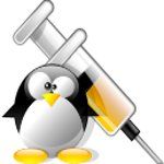 How do I find out Linux Disk utilization?