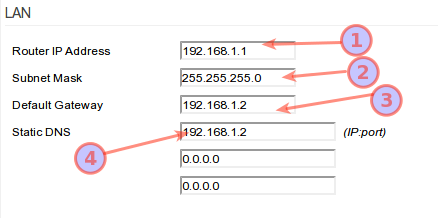 Fig.05: Totmato USB firmware LAN setup for wireless bridge