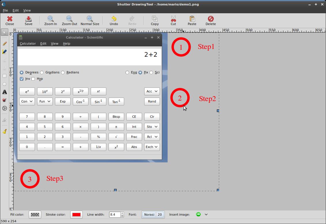 Shutter: The Ultimate Linux Screenshot Program