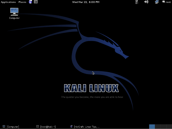 Download of the day: Kali Linux ( BackTrack Linux )