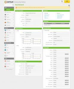 Zentyal - Cool FOSS Software of 2013 - nixCraft