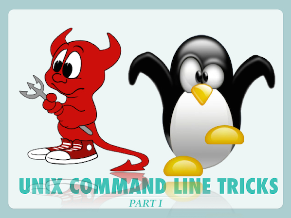 20 Unix Command Line Tricks – Part I