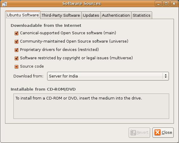 Ubuntu Linux download and install Skype Software