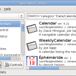 Ubuntu Linux Install GDesklets GNOME Program