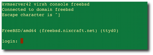 OpenBSD: Setup a Serial Console
