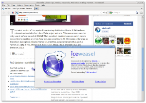 HowTo: Debian Linux Squeeze Install Iceweasel 4