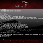Backtrack 5 KDE startx Failed To Load Error and Solution