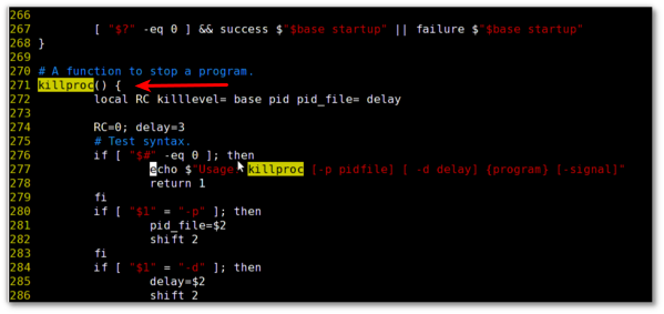 VI / VIM: Open File And Go To Specific Function or Line Number ...