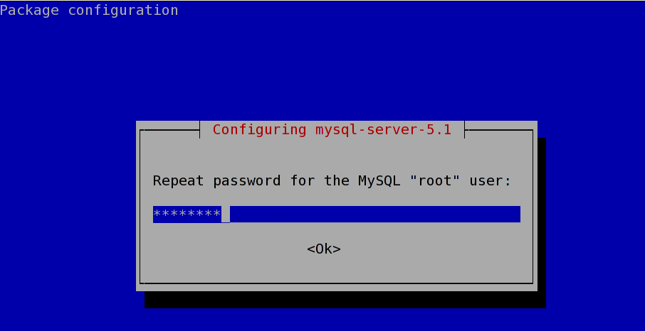 Mysql Install Howto - Debian / Ubuntu Linux