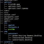 Linux: HowTo See Directory Tree Structure