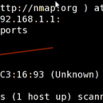 nmap Command: Scan A Single IP Address or Host
