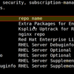 CentOS / RHEL: List All Configured Repositories