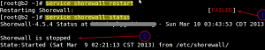 Fig.01: Incorrect SELinux labels in may break 3rd party applications