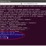 Ubuntu Linux: Install Google Chrome Browser Command