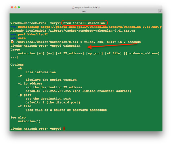 how to run perl script in linux terminal