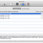Mac OS X: Install wget Network Downloader Utility