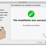 Golang install Completed