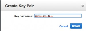 Fig.02: Create AWS EC2 SSH Key Pair For Login