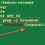 Fedora Linux 20: Install Broadcom-wl STA BCM43228 Wireless Driver