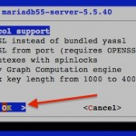 How To Install MariaDB Databases on a FreeBSD v10 Unix Server