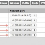 How To PFSense Configure Network Interface As A Bridge / Network Switch