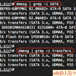 How To Find Hard Disk SATA Link Speed On FreeBSD