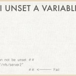 How to undefine and unset a bash environment variable on Linux or Unix