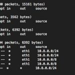 Linux Iptables Delete postrouting Rule Command