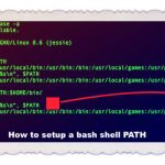How to add to bash $PATH permanently on Linux