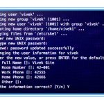 How to create a new sudo user on Ubuntu Linux server