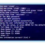 How to create a new sudo user on Ubuntu Linux server