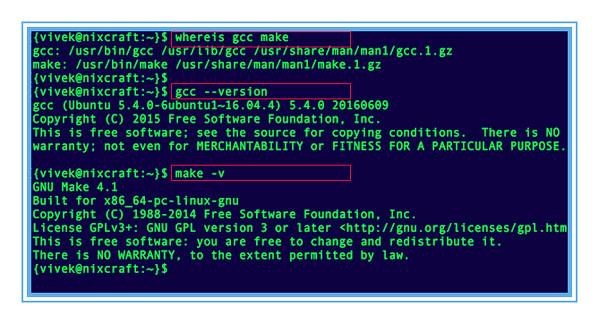 Ubuntu Linux Install Gnu Gcc Compiler And Development