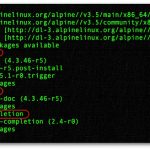 How to install bash shell in Alpine Linux