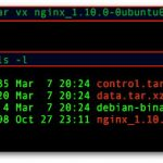 How to extract a .deb file without opening it on Debian or Ubuntu Linux