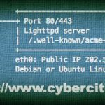How to configure Lighttpd web server with free Let's Encrypt SSL certificate on Debian or Ubuntu Linux