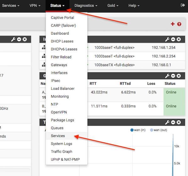 How to flush/clear the pfsense DNS forwarder cache – nixCraft