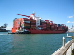 Floating Data Centers on Sea Cargo Ships