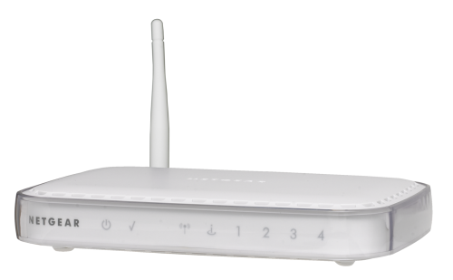NETGEAR WGR614L Open Source Router