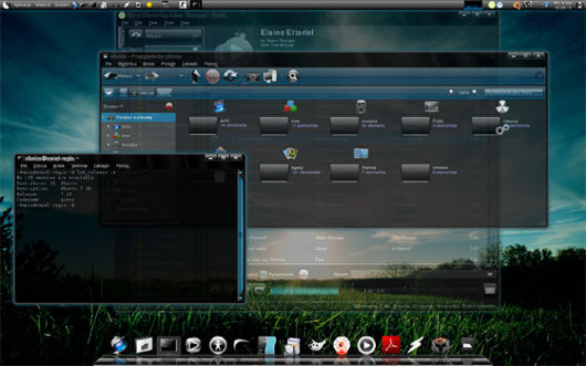 Linux Desktop Customization