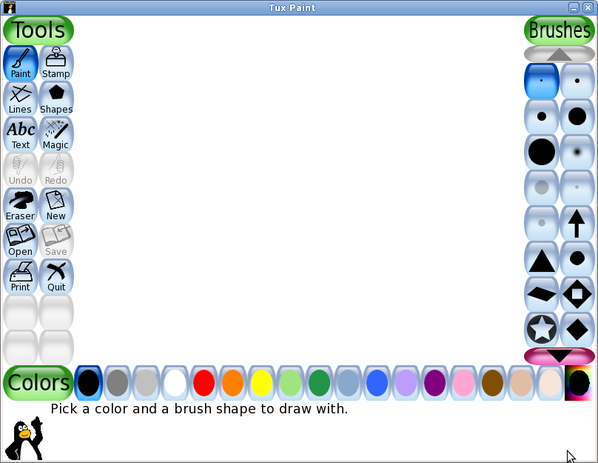 Download Of The Day Paint Program For Young Children